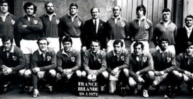 Ireland 1972 5 Nations