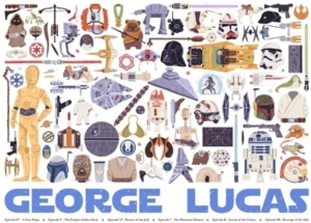 small_filmmaker-themed_illustrations5_-_geoarge_lucas