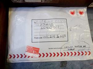 letter bomb # 4