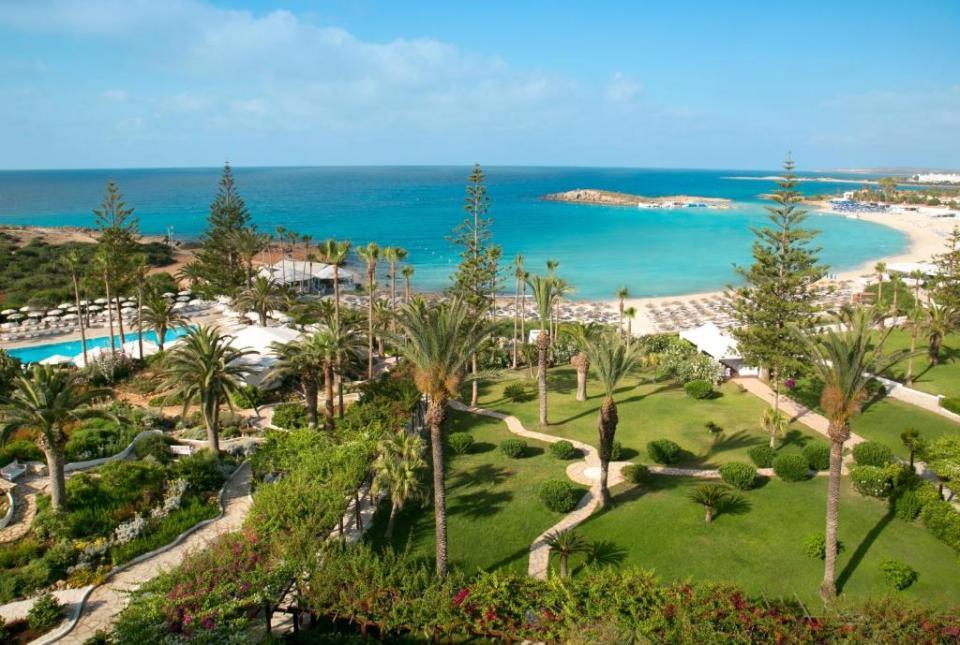 Nissi Beach Resort, Ayia Napa – Updated 2020 Prices