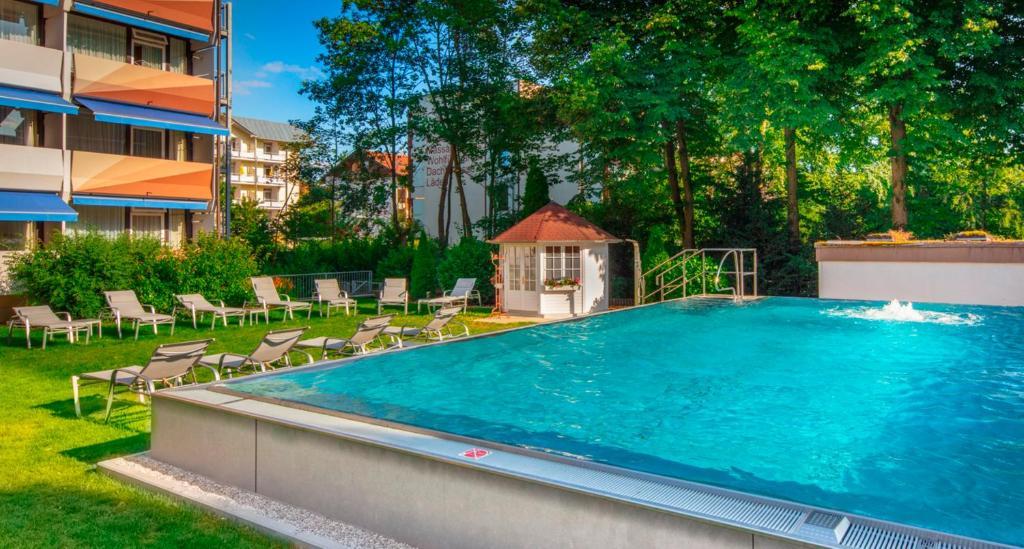Hotel Schweizer Hof Deutschland Bad Fussing Booking Com