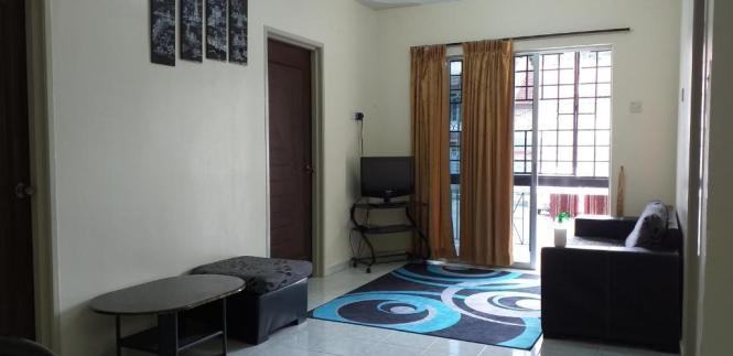 Apartment Bajet Muslim Cameron