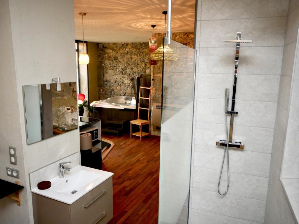 Appartement Spa Privatif Grenoble At Home Spa Grenoble Aktualisierte Preise Fur 2021
