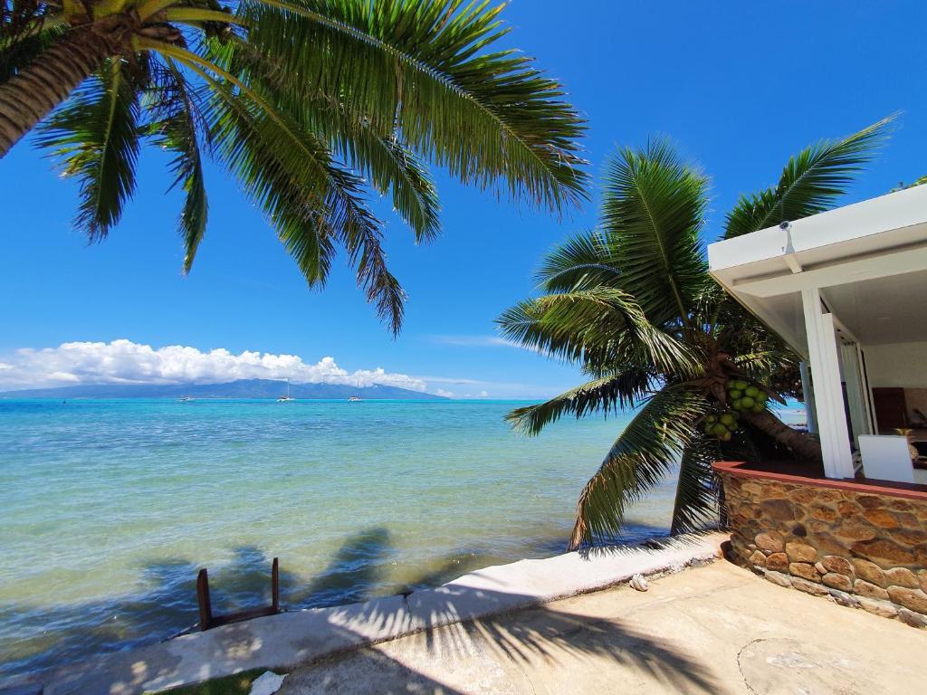 maison de vacances gite fare coconut