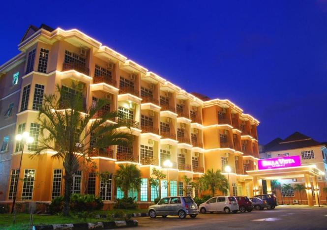 Bella Vista Express Hotel Pantai