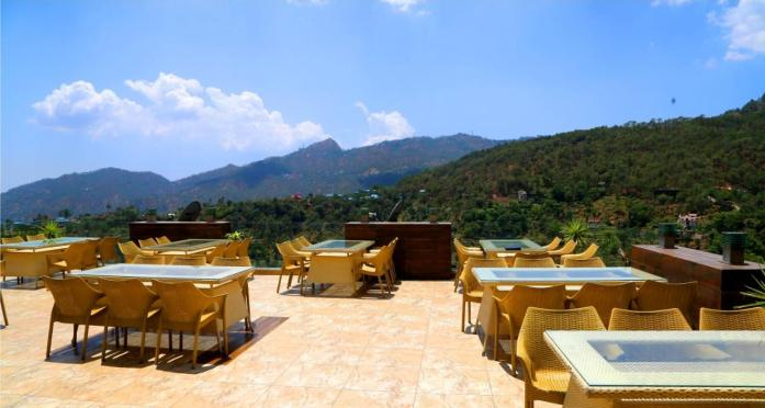 Hotel whispering winds, Kasauli, India - Booking.com