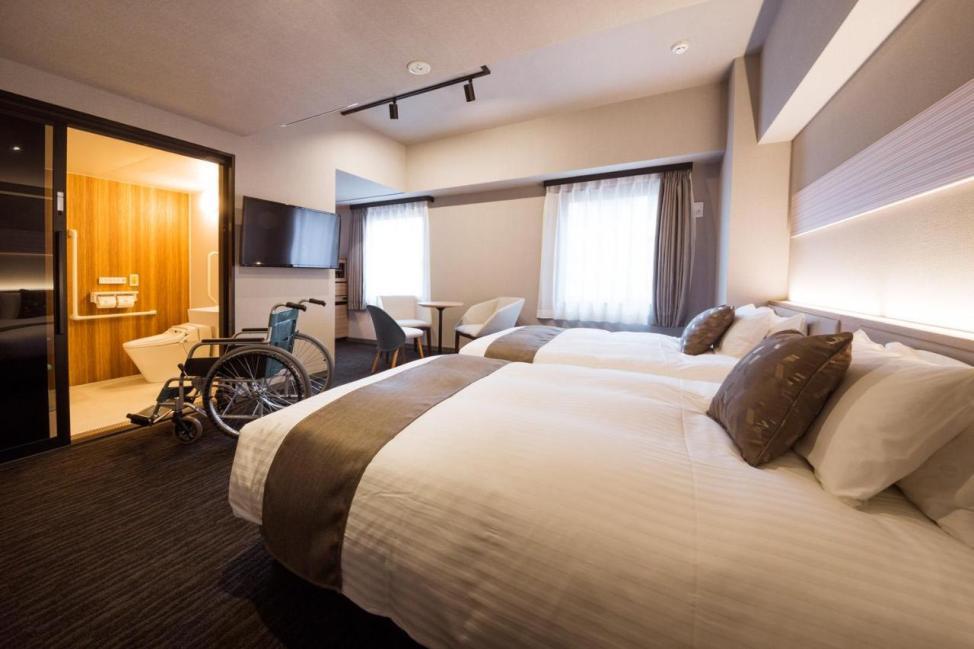 エスペリアホテル博多のユニバーサルルーム
