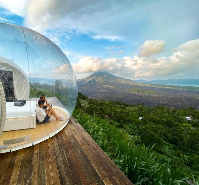 Basecamp Bali Eco Luxury Bubble Hotel Kintamani Updated 2021 Prices