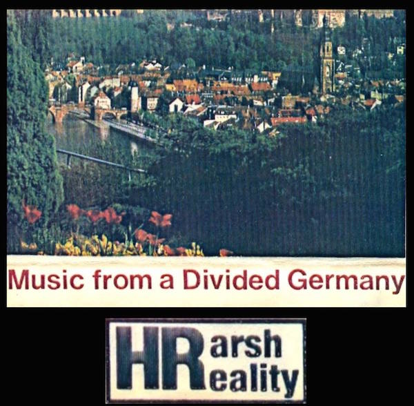 As HalTapes, McGee's has uploaded a 1989 Harsh Reality Music tape compilation,