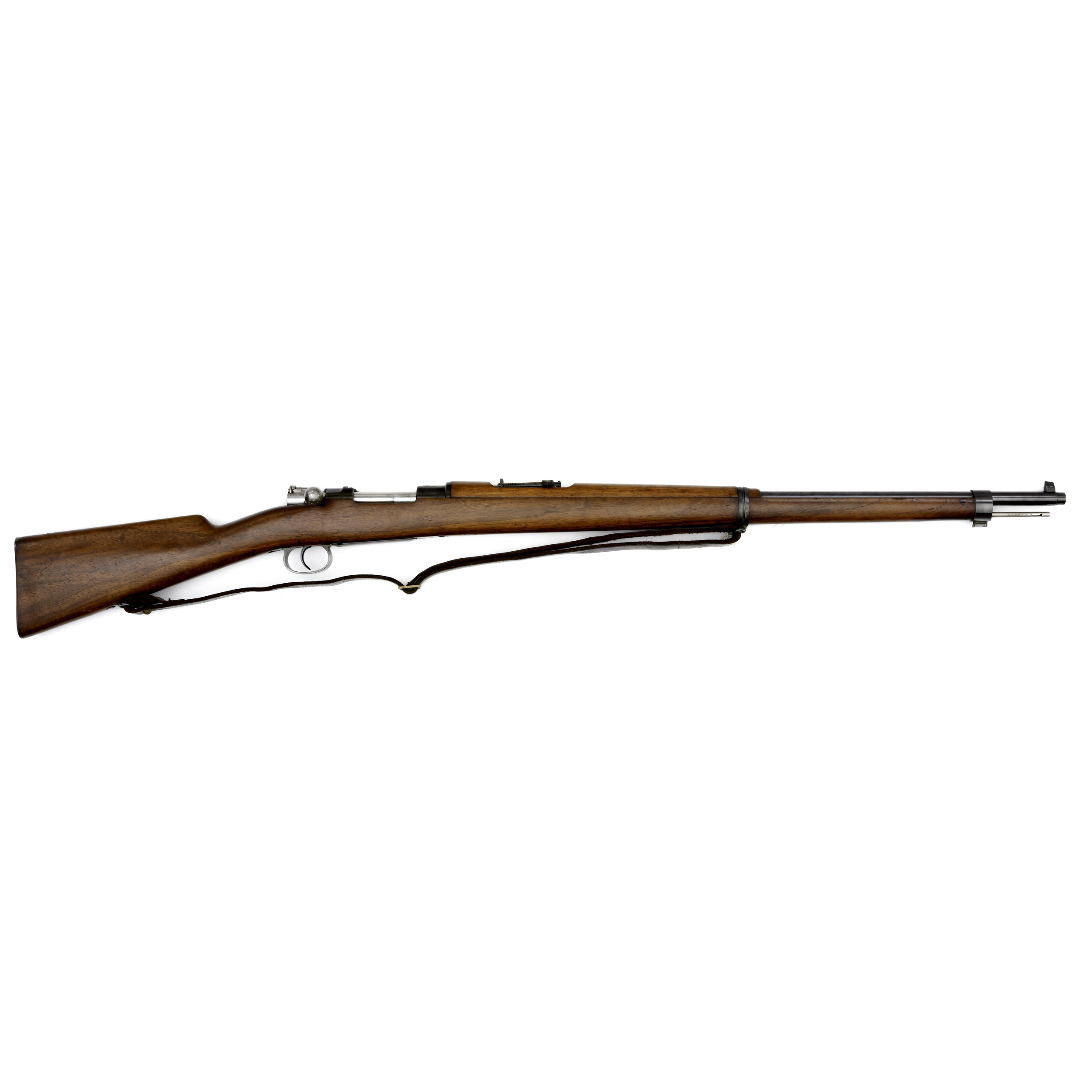 Chilean Model Mauser Bolt Action Rifle