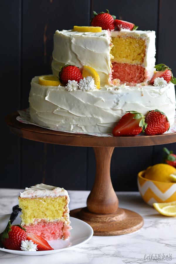 Easter Cake Baking