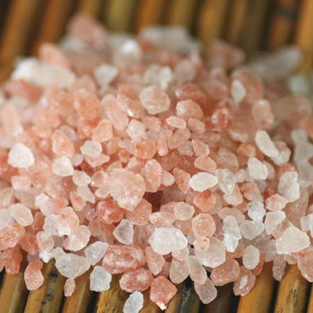 Image result for crystals and himalayan rock salt