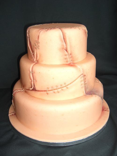 Cake Free Gluten Wedding