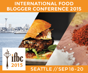 International Food Blogger Conference 2015 Seattle