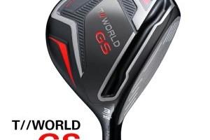 本間ゴルフ T//WORLD GS SPEEDTUNED48 FW(1本)