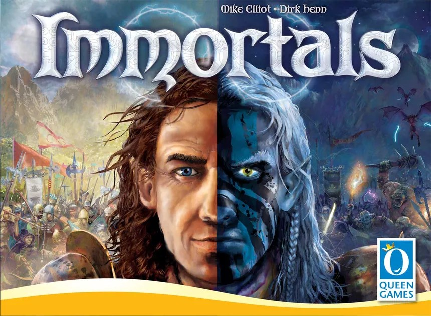 Image result for immortals board game