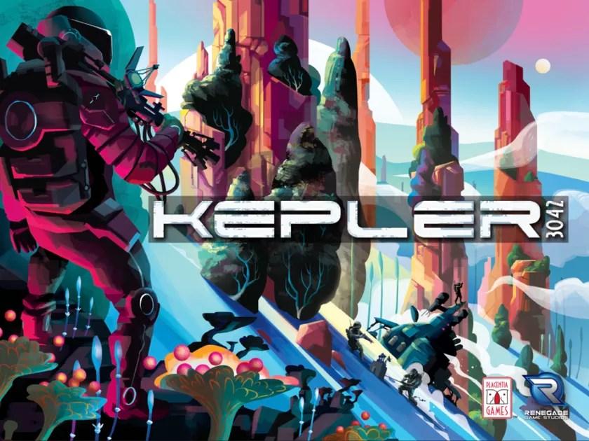 Image result for Kepler board game