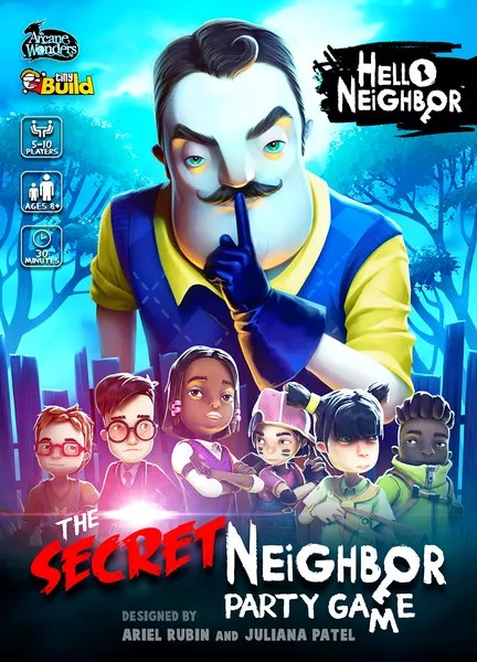 Hello Neighbor: The Secret Neighbor Party Game