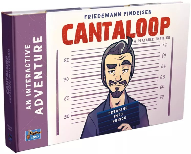 Cantaloop: Book 1, Lookout Games, 2021 (image provided by the publisher)