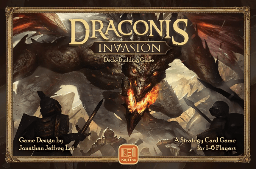 Image result for Draconis Invasion board game