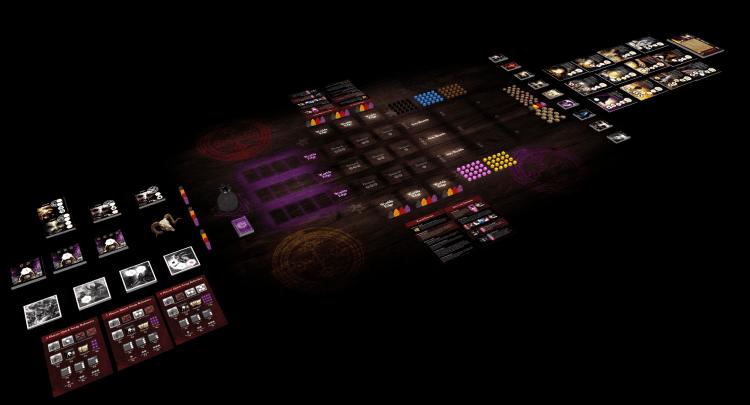 Goetia . DEMONIC GAMES SPIEL