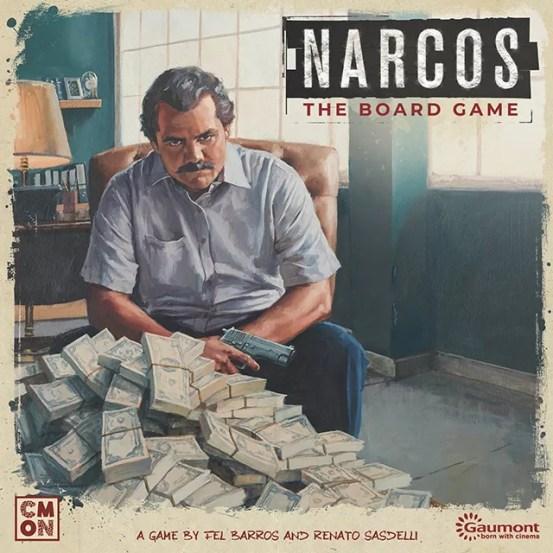 board game serial Netflix