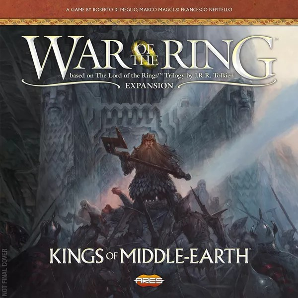 War of the Ring: Kings of Middle-earth (Preview)