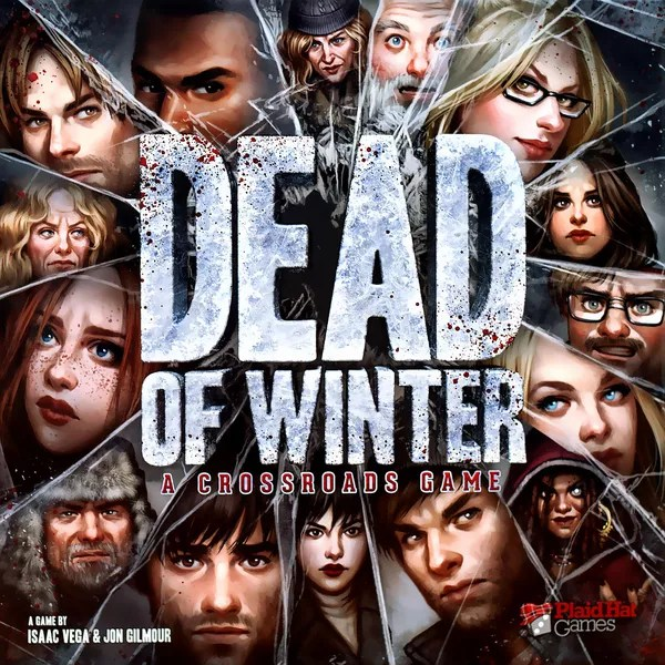 Dead of Winter English first Edition Box Front