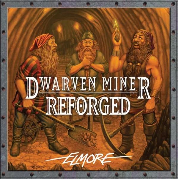 Box cover featuring original Elmore piece.