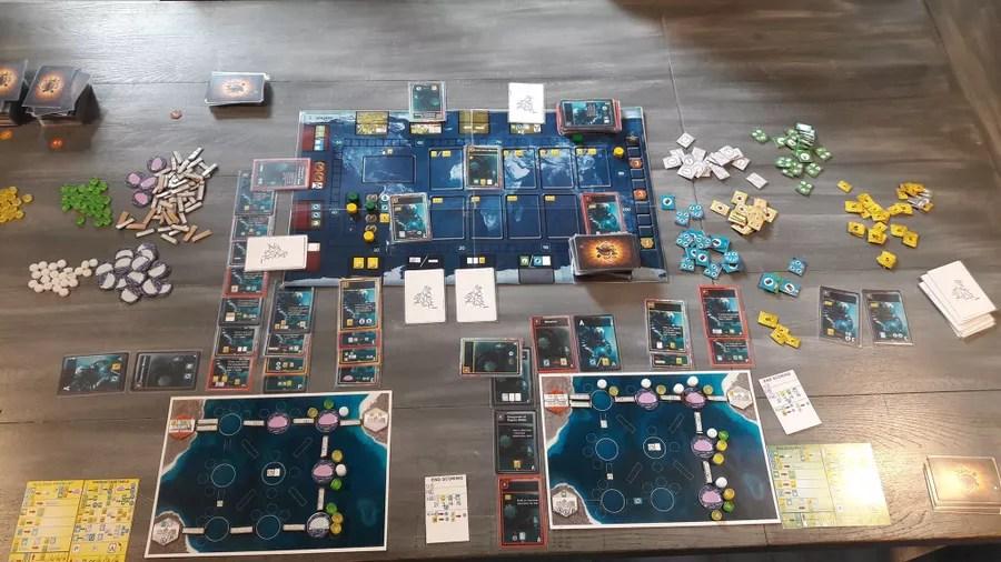 underwater cities juego de mesa
