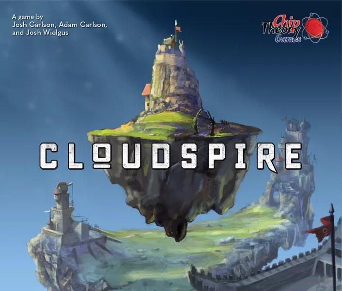 Cloudspire Box Art