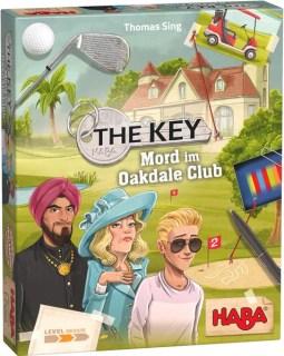 The Key - Mord im Oakdale Club
