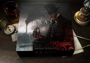 Brass Lancashire portada