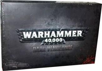Warhammer 40,000 6th edition - Dark Vengeance Limited Edition Box
