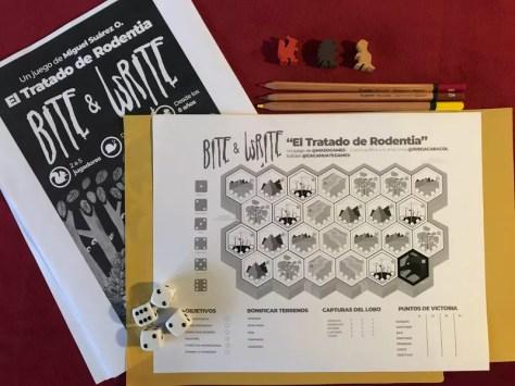 Bite and Write