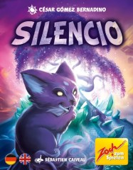 Silencio, Zoch Verlag, 2020 — front cover (image provided by the publisher)