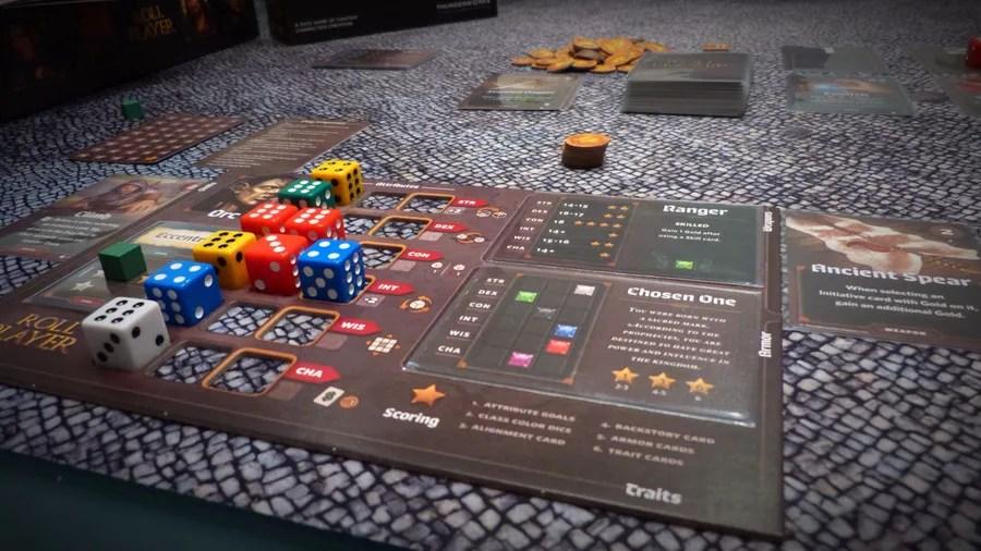 roll player juego de mesa