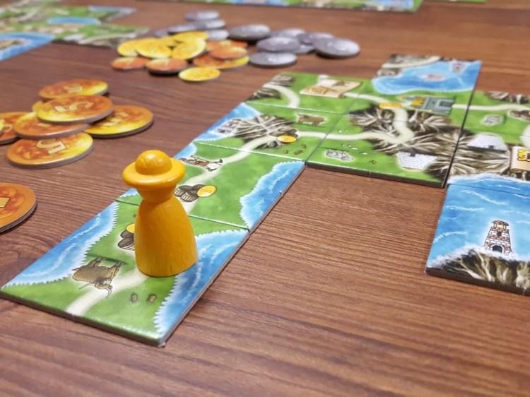Losetas y Oficial - Isla de Skye Journeyman