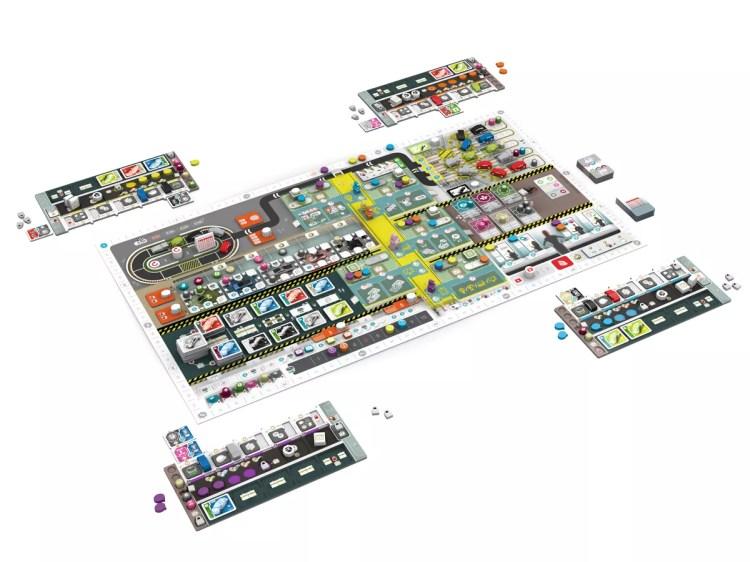 Kickstarter Febrero primera quincena - Juegos de mesa