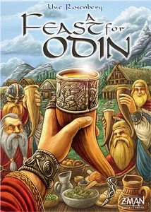 A Feast for Odin Cover Artwork
