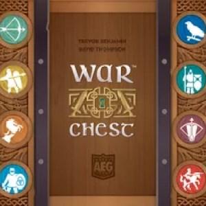juegos de mesa para 2 - War Chest