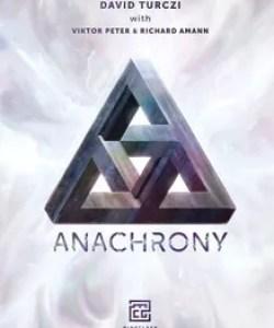 juegos que no salen a mesa - Anachrony