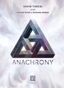 Anachrony Cover Artwork