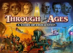 Through the Ages: A Story of Civilization Cover Artwork