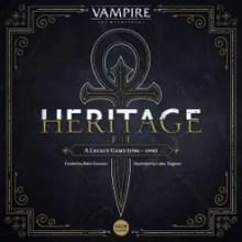 Vampire: The Masquerade – Heritage