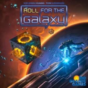 Top juegos de mesa 2014 - Roll for the Galaxy