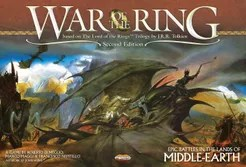 War of the Ring: Second Edition Cover Artwork