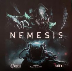 Nemesis Cover Artwork