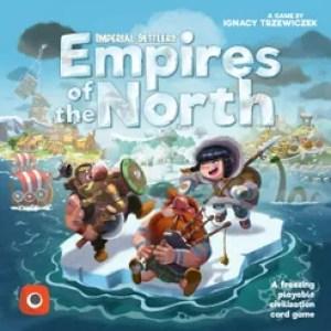 juegos de mesa para 2 - Imperios del Norte