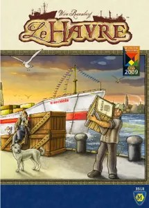 Le Havre Cover Artwork